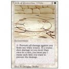 Circle of Protection:White (Revised)- Magic The Gathering