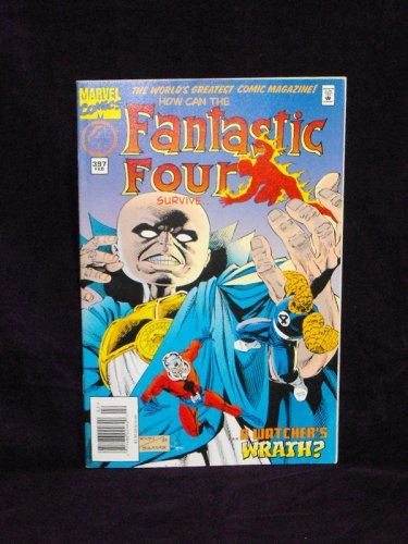 Marvel Comics - Fantastic Four Lot 02(Collector Item)(5 comics)