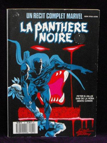 Marvel Comics - La Panthere Noire (Collector item)