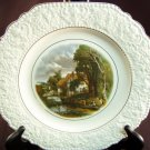 Lord Nelson Ware Plate England Constable Valley Farm Decorative Plate