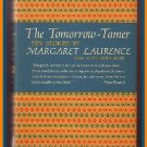 Margaret Laurence-10 Stories-Tomorrow Tamer-First  ED~HB DJ