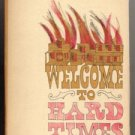 E.L. DOCTOROW--Welcome To Hard Times-First ED HB DJ