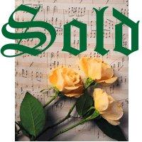 TRIFARI Signed BROOCH-Goldtone Flower-HUGE Coat Style