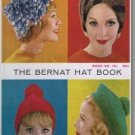 The Bernat Hat Book, Bernat Handicrafter Book No.101