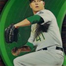 2012 Bowman's Best  BB10 Brad Peacock