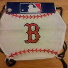 Boston Red Sox Baseball Shaped Back Sack