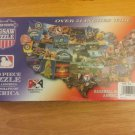 MLB and MiLB United States Shape 1000 piece Puzzle! NEW UNOPENED