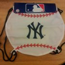 New York Yankees Baseball Shaped Back Sack