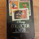 Disney Collector Cards Unopened Factory Sealed Box!