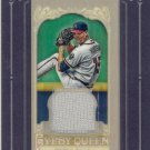 2012 Topps Gypsy Queen Mini GU Relic Tim Hudson BRAVES!!!