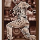 2012 Topps Gypsy Queen Sepia mini #195 79/99 Mike Trout ANGELS