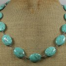 Handmade BLUE TURQUOISE NECKLACE