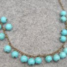 Handmade LOVELY TURQUOISE NECKLACE
