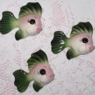 Freeman McFarlin Originals Fish Wall Pocket & Babies