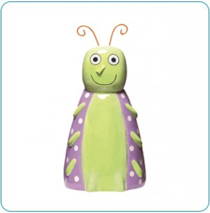 Jordy Bug Ceramic Bank - Avon Tiny Tillia