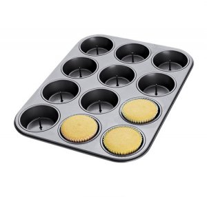 Surprise Filled Cupcake Pan - Chicago Metallic for Avon