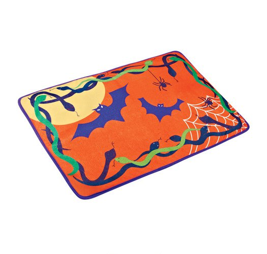 Spooky Halloween Doormat with Sound Activation  Avon ~ 010317_Halloween Doormat With Sound
