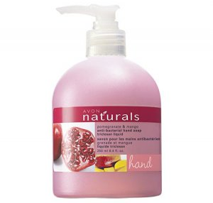 Pomegranate & Mango: Naturals Antibacterial Liquid Hand Soap - Avon