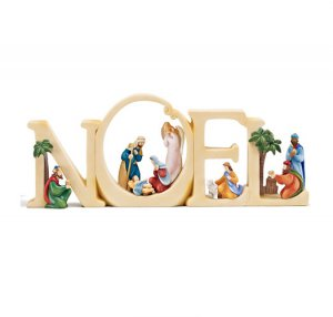 Noel Nativity Scene - Avon