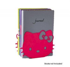 Pink Hello Kitty Book Ends - Avon