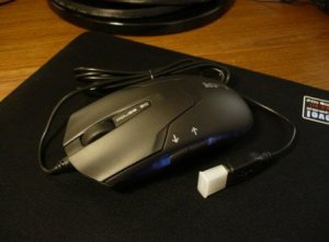 Mouse SM-8509 Button USB interface, the emperor scorpion 5D Optical Mouse