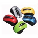 wireless mouse 2.4G wireless mouse, wireless gaming mouse, enhanced Blu-ray 5D wireless mouse