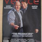 Venice Magazine MARTIN SHORT RACHEL YORK PRODUCERS 2003