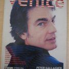 Venice Magazine PETER GALLAGHER HELMET DONNAS OCT 04