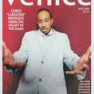VENICE Magazine CHRIS LUDICRIS BRIDGES  BRAND NEW