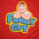 Vintage FAMILY GUY Character T SHIRT FUNNY MED