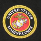 NWOT USA MARINE CORPS T shirt XL SEMPRE FIDELUS