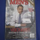 MENS VOGUE BARACK OBAMA OCT 2008 SEALED