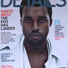DETAILS Magazine KANYE WEST MARCH 2009