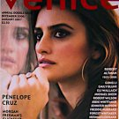 VENICE MAGAZINE Penelope Cruz December- 2007  BRAND NEW