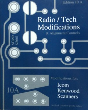 Radio / Tech Modifications &amp; Alignment Crtls NEW Ed 10A