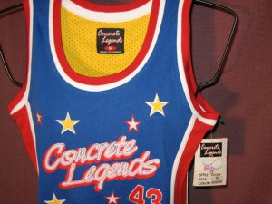 Concrete Legends Russia Jersey Dress Sporty Super Hero