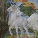 A BOOK OF UNICORNS PAPERBACK GREEN TIGER PRESS Lechter