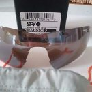 Spy Optic Commando Kit Screw Over Replacement lens Bronze w Blk Mirror Free Ship