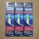 Oral B Floss Action Replacement Electric Brush Heads - 9 Pack Oral-B EB25-3