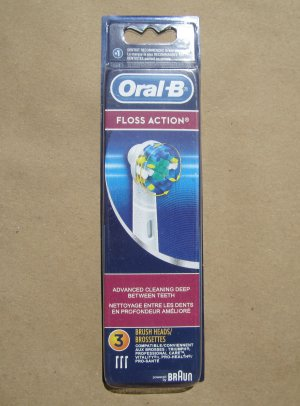 Oral b floss action replacement