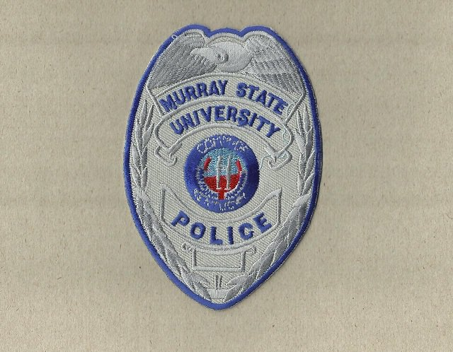 MURRAY STATE UNIVERSITY POLICE UNIFORM PATCH UNITED STATES