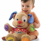 Fisher Price Laugh & Learn Plush Learning Puppy Plays Pat-A-Cake