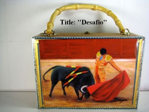 Buy cigars gifts christmas - Christmas Gifts!!!. Cigar Box Purse w/Artworks . Cuban Art 100% Handm