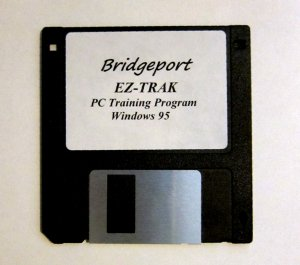 Bridgeport EZTRAK SPS EZ TRAK
