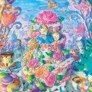 D-1000-379 Alice in Wonderland (Japan Tenyo Disney Jigsaw Puzzle)