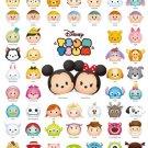 D-1000-447 Disney TSUM TSUM lineup (Japan Tenyo Disney Jigsaw Puzzle)