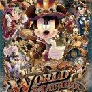 D-1000-460 Mickey The World of Machine and Technology (Japan Tenyo Disney)
