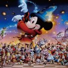 D-1000-431 Magic Mickey Mouse Party (Japan Tenyo Disney Jigsaw Puzzle)