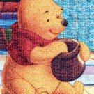 D-1000-444 Winnie the Pooh - photo mosaic (Japan Tenyo Disney Jigsaw Puzzle)