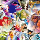 D-1000-467 Disney Crystal Season (Japan Tenyo Disney Jigsaw Puzzle)